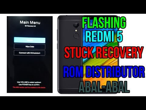 cara-flashing-redmi-5-rom-abal-abal-stuck-recovery-ke-rom-official