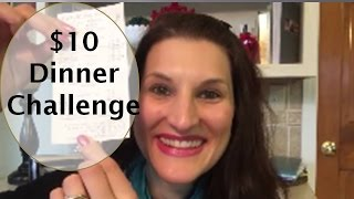 $10 Dinner Challenge Collaboration MrsLoveAboveAll