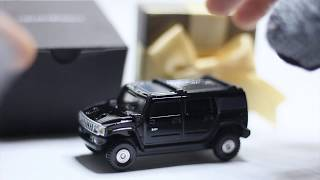 Takara toy car Unboxing Hummer H2