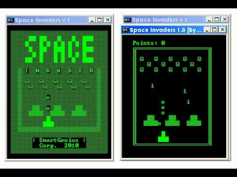 how to make space invaders in game maker