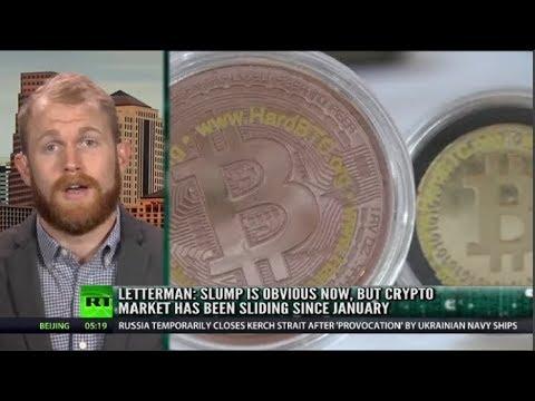 Crypto-Crash: Bitcoin Plunges
