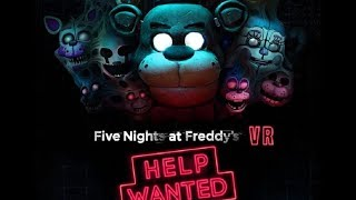 Max Five Nights At Freddyand39s Vrpsvr Gameplay