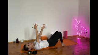 Joga onkologiczna z Pauliną  I 55 min  I  Yoga with Paulina