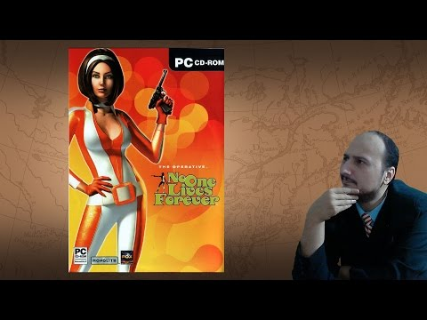 """Gaming History: No One Lives Forever """"Real espionage was never this fun"""""""