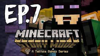 Minecraft: Story Mode - Эпизод 3 - Нашли Сорена #7