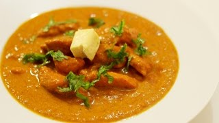 Butter Chicken - Classic Indian Chicken Recipe by barnaliskitchen