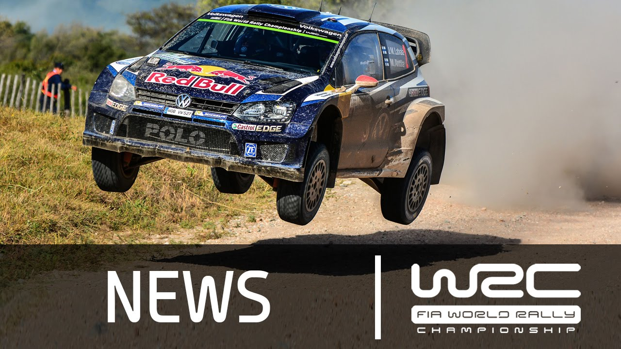 WRC - XION Rally Argentina 2015: Stages 4-6