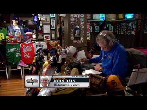John Daly on The Dan Patrick Show (Full Interview) 4/7/16