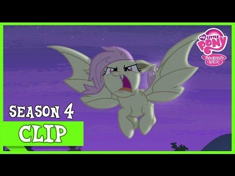 "MLP: FiM - Flutterbat ""Bats!"" [HD]"