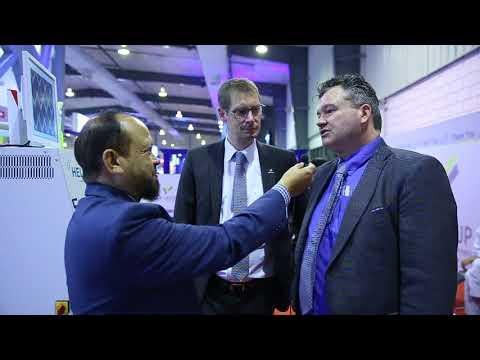 with Mr Ulrich Busche  Mr Alexander Schotten Heliograph Holding