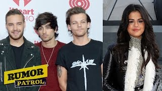One Direction in Drug Scandal? Selena Gomez Engaged? Kimye Sex Tape? - Rumor Patrol