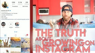 How to Grow on Instagram WITHOUT Cheating