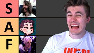 Ranking The Best Streamer's Laughs