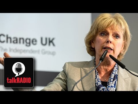 "Change UK's Anna Soubry: ""The Brexit Party is Nigel Farage's ego trip"""