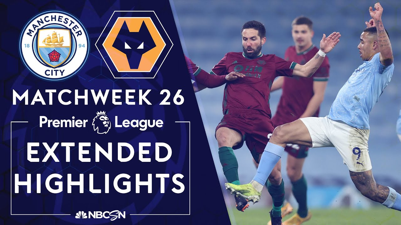 How to watch Manchester City vs. Wolves (3/2/2021): Live stream ...