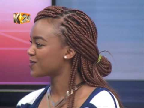 K24 Alfajiri: Up Close & Personal with Edith Kimani