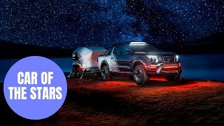 Nissan pick-up truck transformed into world class SPACE OBSERVATORY