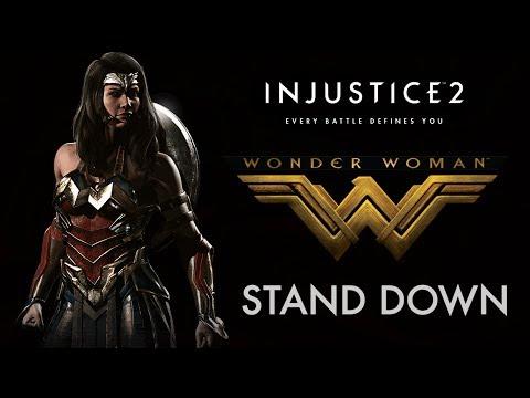 Warrior Stand Down