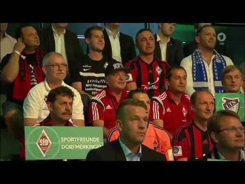 DFB Pokal 1. Runde Auslosung 2017/18