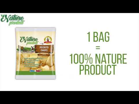 Potato chips from Slovakia - NATURE PRODUCT