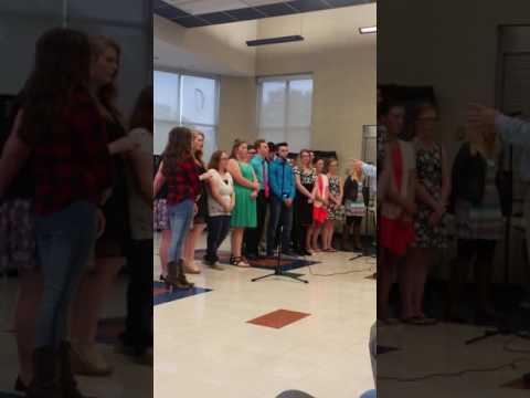 North Greene High School Chorus sings Adele