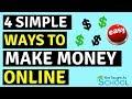 4 Great Ways to Make Money Online Which Cost Zero To Start 🔥🔥🔥