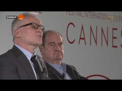 Festival de Cannes- Press Conference 2017