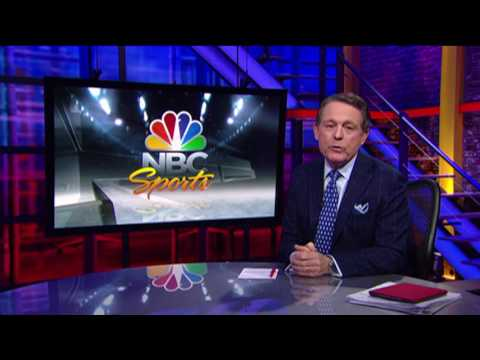 NBC Sports Commentator Jimmy Roberts '79 - YouTube