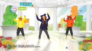 Just Dance Kids 2   I Am A Gummy Bear