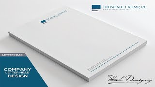 How To Design Letterhead For your Business - YouTube - STECH DESIGNZ Mp3