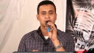 محمد سامى متسابق رقم 3 ببرنامج كاريوكى تقديم احمد ياسين
