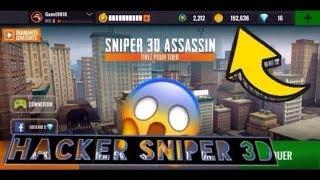 CRACKER SNIPER 3D FACILEMENT SUR  ANDROID ! screenshot 5