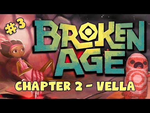 BROKEN AGE: Act 2 - Vella #3 - YARN FOR THE YARN GOD