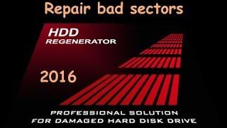 HDD Regenerator vs Victoria на практике.