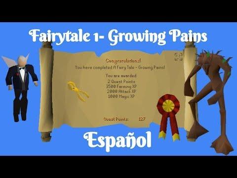 [OSRS] Fairytale Parte 1 - Growing Pains Quest (Español)