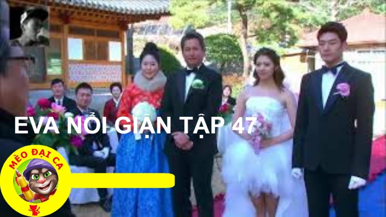 Eva Nổi Giận tập 47 – Phim tình cảm Hàn Quốc   Mèo Đại Ca