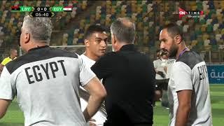 مباراة منتخب مصر وليبيا ضمن التصفيات المؤهلة لكأس العالم 2022