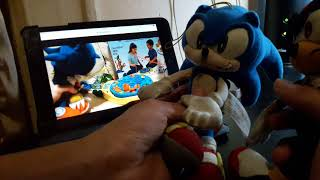Sonic and Shadow Reacts to TT Movie: The Chaos Emeralds