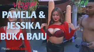 Download Video HEBOHHHH !!!! Pamela vlog# Pamela safitri ampe buka baju... MP3 3GP MP4