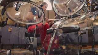 In The Studio w/ Pearl Crystal Beat & Zildjian Platinum Coated Cymbals
