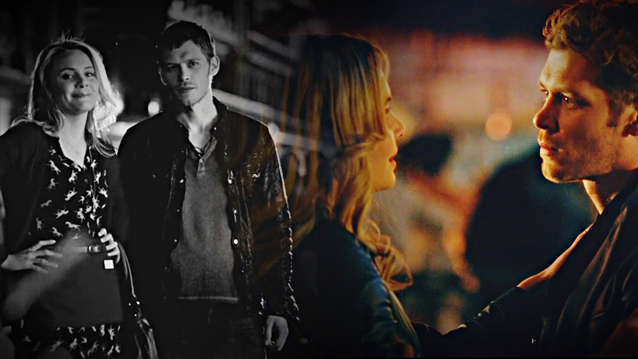The Originals Klaus And Camille