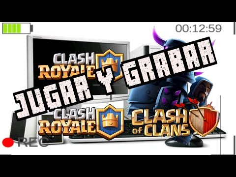 Como Jugar Clash of Clans y Clash Royale En pc Sin BlueStacks | | 2016 | Nox