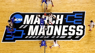 March Madness Moments: Friday's First Round