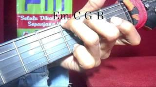 Download Mp3 Kunci Gitar - Baby I Love You - Daus Mini - Ost Opening Kembar Mnc