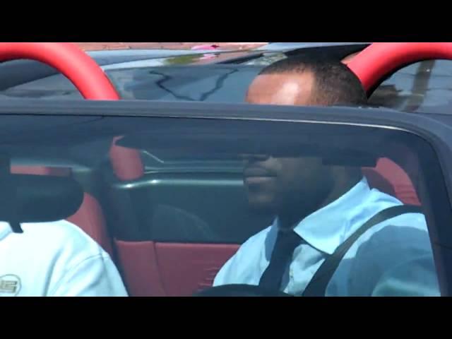 Mvp Lebron James Pull Up In Ferrari Youtube