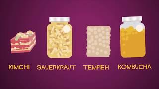 Как еда, которую мы едим влияет на наш кишечник? Шильпа Равелла #TED-Ed