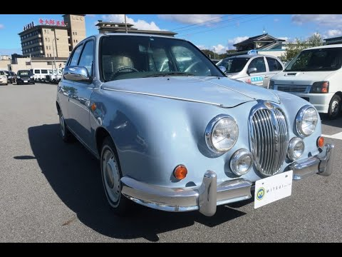 For Sale 1996 MITSUOKA VIEWT ★Very Good Condition ★Beautiful Body★White Letter Tires ★Wood Interior