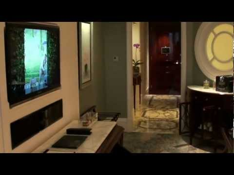 Waldorf Astoria Shanghai Hotel On The Bund, China - Review Of A Suite 2012