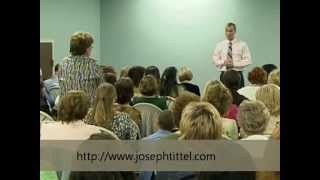 Psychic Medium Joseph Tittel Delivers Messages From The Other Side