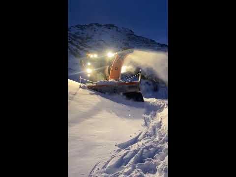 Nieve y Temporal en León: Así estaba el norte de la provincia